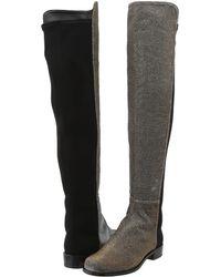 Stuart Weitzman boots over-the-knee boots - Lyst