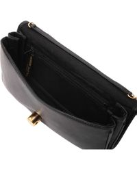 Philippe Roucou | Sable Python Clutch | Lyst