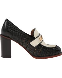 See By Chloé Black heels pumps - Lyst