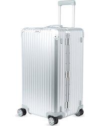 Rimowa Topas Four-Wheel Suitcase - Lyst