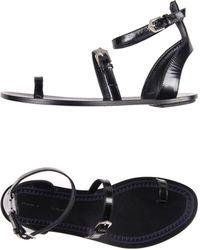 Proenza Schouler Thong Sandal - Lyst