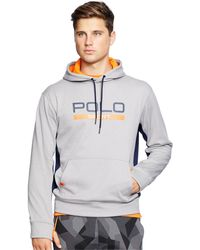 Polo Ralph Lauren | Tech Fleece Hoodie | Lyst