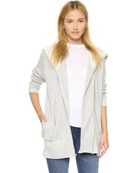 HATCH - The Hoodie - Light Grey - Lyst