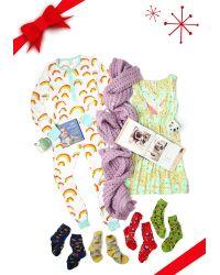 Socksmith Owlinclusive Socks - Lyst