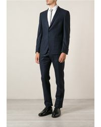 Tonello Checked Two Piece Suit - Lyst