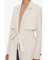 Exclusive For Intermix - Long Sleeve Trench - Lyst