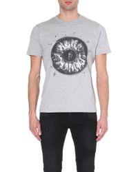 Diesel T-Ikki Cotton-Jersey T-Shirt - For Men - Lyst
