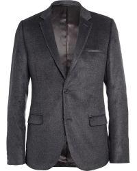 Calvin Klein Crosby Slim-Fit Silk Suit Jacket - Lyst
