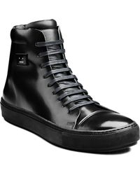 Acne Studios Adrian High F Black - Lyst