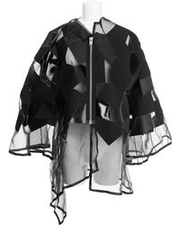 Junya Watanabe Jacket black - Lyst
