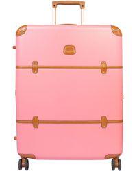 Bric's Bellagio Pink 27 Spinner Trunk - Lyst