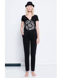 Zadig & Voltaire Pants Pop Eyelets - Lyst