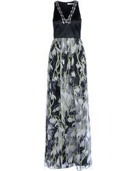 Matthew Williamson Long Dress - Black