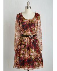 ModCloth | Proclaim To Fame Dress | Lyst