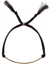 Cooperative De Creation Brass Bar Bracelet - Lyst
