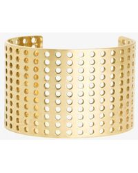 Kelly Wearstler - Idealist Cuff Gold - Lyst