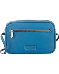 Marc By Marc Jacobs - Sally Small Shoulder Bag-blue - Lyst