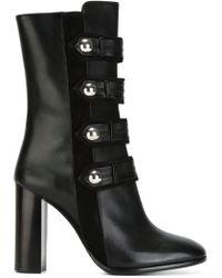 Isabel Marant 'arnie' Boots - Black