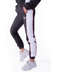 11 Degrees Lightweight Poly Joggers - Black