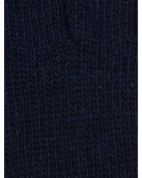 Oliver Spencer - Cross Country Gloves - Lyst