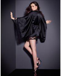 Agent Provocateur Luna Kimono - Lyst