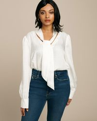 Veronica Beard Nicky Top - White