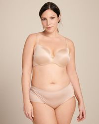 Curvy Couture - Dream Lift Push-up - Lyst