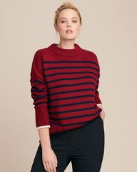 La Ligne Marin Sweater - Red
