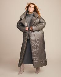Norma Kamali - Sleeping Bag Coat - Lyst