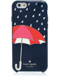 Kate Spade | Umbrella Iphone 6/6s Case | Lyst