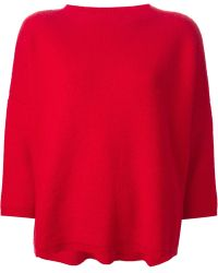 Arts & Science - Three Quarter Length Sleeve Sweater - Lyst