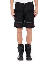 Hood By Air - Cargo Shorts - Lyst