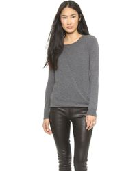 Theory Cashmere Sempra Sweater  - Lyst