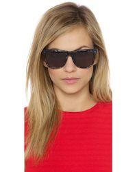 Wonderland | Havasu Sunglasses - Black Tort/Grey | Lyst