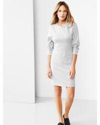 Gap Dolman-sleeve Knit Dress - Lyst