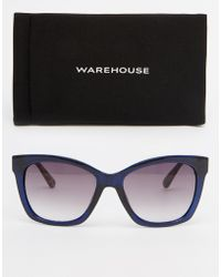 Warehouse - Contrast D Frame - Lyst