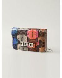 Proenza Schouler PS11 Mini Python-Skin Cross-Body Bag - Lyst