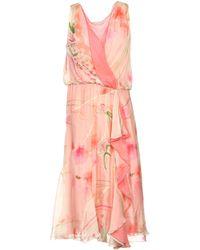 Philosophy di Alberta Ferretti 34 Length Dress - Lyst