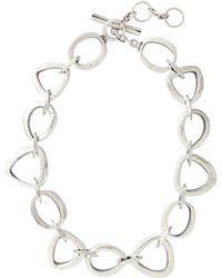 Vaubel - Linked Ring Necklace - Lyst