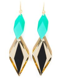 Silvia Rossi | 'ace' Earrings | Lyst