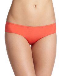 Zimmermann Essence Peak Bikini Bottom - Lyst