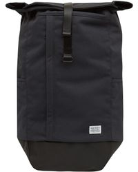 bb5d6e65858 Norse Projects - Black Backpack - Lyst