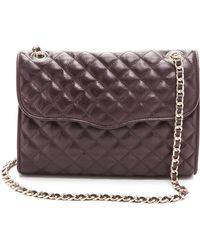 Rebecca Minkoff Quilted Affair Bag - Ink - Lyst