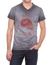 William Rast - Knuckle Dusters Graphic T-Shirt - Lyst