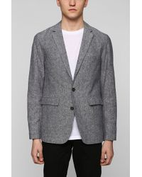 Vanishing Elephant Linen Suit Jacket - Lyst
