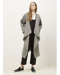 Shaina Mote - Heather Grey Lou Coat - Lyst