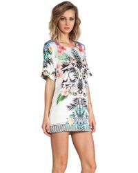Capulet Multicolor Shift Dress - Lyst