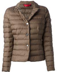 Peuterey Padded Jacket - Brown