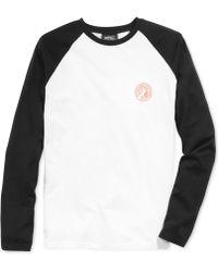 Wesc Stereo Collabo Raglan T-shirt - Lyst