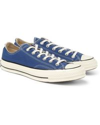 Converse Chuck Taylor Canvas Sneakers - Lyst